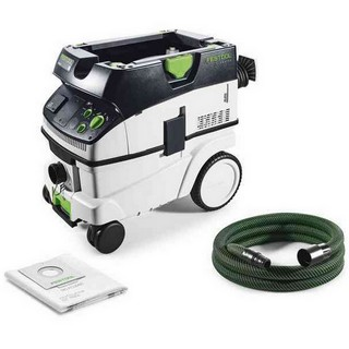 FESTOOL 575021 MOBILE DUST EXTRACTOR CLEANTEC CTM 26 E GB 240V