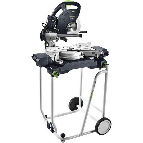 FESTOOL 575339 KAPEX KS 60 E-SET-UG SLIDING COMPOUND MITRE SAW WITH UNDERFRAME 240V
