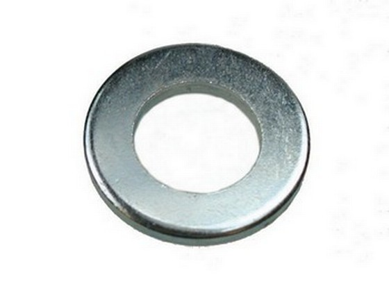 Form C Round Washer 8mm Bright Zinc Plated