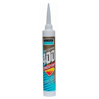 GEOCEL 2938863 FIRESTOP 400 INTUMESCENT ACRYLIC SEALANT 380ML WHITE