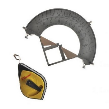 HANSON 03070 ANGLE SNAP WITH CHALK REEL