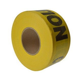 HANSON 16009 TAPE - CAUTION CONSTRUCTION AREA 1000FT