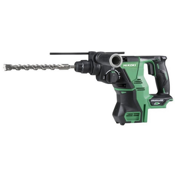 HIKOKI DH36DPA/J3Z 36V MV 28MM SDS+ ROTARY HAMMER DRILL (BODY ONLY)