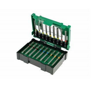 HITACHI 40030022 STACKABLE BITBOX 18 PIECES