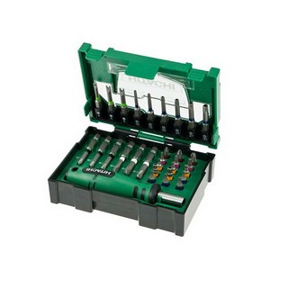 HITACHI 40030023 STACKABLE BITBOX 31 PIECES
