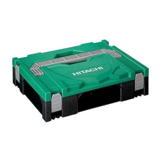 HITACHI 402544 HSC1 STORAGE CASE