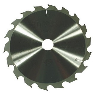 HITACHI 752448 MITRE SAW BLADE 216MM X 30MM X 60T
