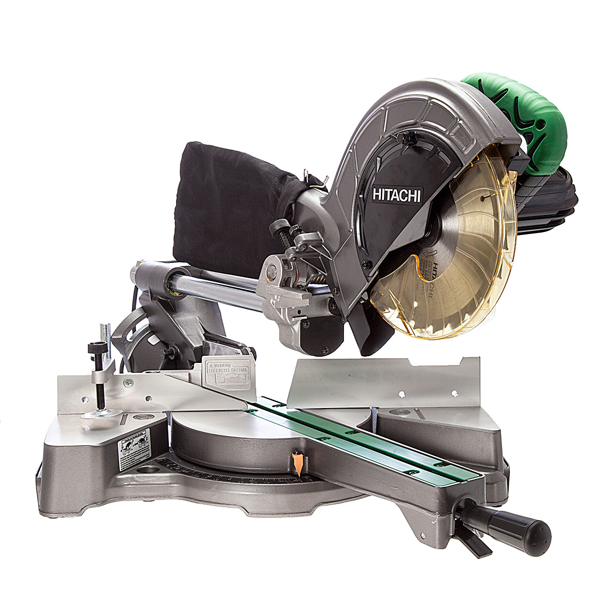 HITACHI C8FSE 216MM SLIDE COMPOUND MITRE SAW 240V