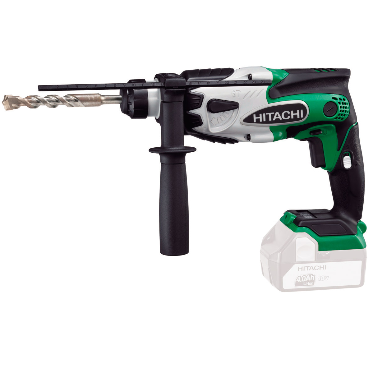HITACHI DH18DSL/L4 18V SDS DRILL(Body Only)