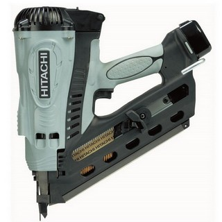 HITACHI NR90GC2 7.2V 1ST FIX NAILER 2X LI-ION BATTERIES