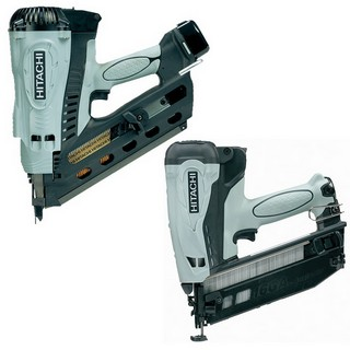 hitachi 2nd fix nail gun. hitachi nr90gc2 \u0026 nt65gb nailer twin pack hitachi 2nd fix nail gun