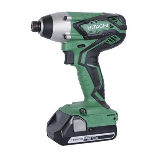 HITACHI WH18DGL 18V IMPACT DRIVER WITH 2X 2.5AH LI-ION BATTERIES