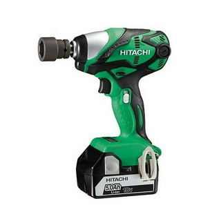 HITACHI WR18DSDL/JJ 18V IMPACT WRENCH 2X 5.0AH LI-ION BATTERIES