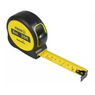 HULTAFORS XMS18TAPEA18 A1-PLUS HI-VIS TAPE MEASURE 8M/26FT