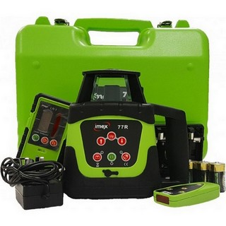 IMEX 77R HORIZONTAL ROTATING LASER LEVEL