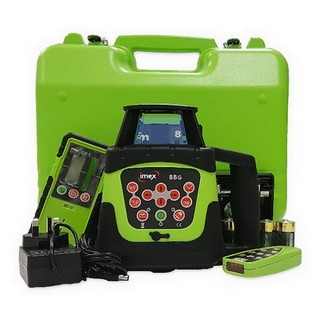 IMEX 88G HV GREEN BEAM ROTATING LASER LEVEL