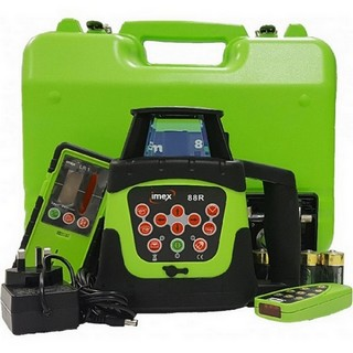 IMEX 88R HV ROTATING LASER LEVEL