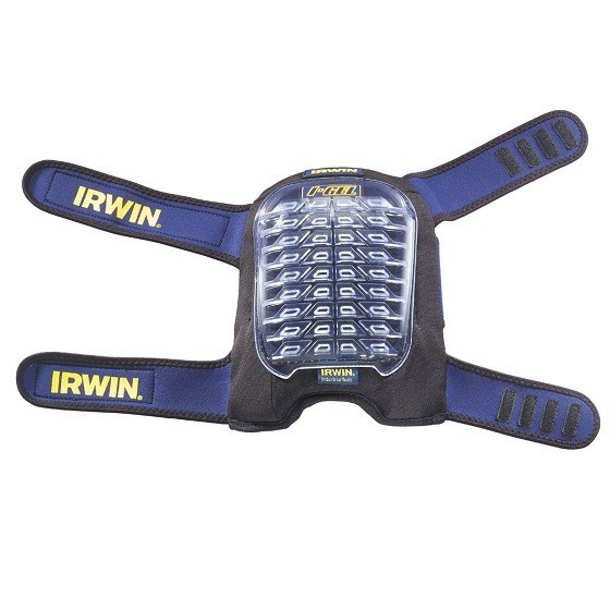 IRWIN 10503830 KNEE PADS PROFESSIONAL GEL NON-MARRING