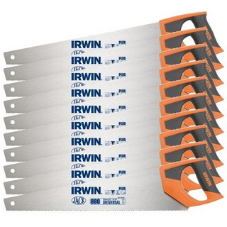 IRWIN JAK880 UNIVERSAL PANEL SAW 22IN 8 TEETH / 9 POINT (PACK OF 10)