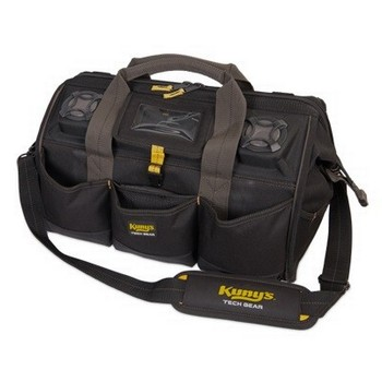 KUNY'S A233 TECH GEAR MEGA MOUTH SPEAKER TOOL BAG
