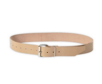 KUNY'S EL901 TOP GRAIN LEATHER BELT 2IN