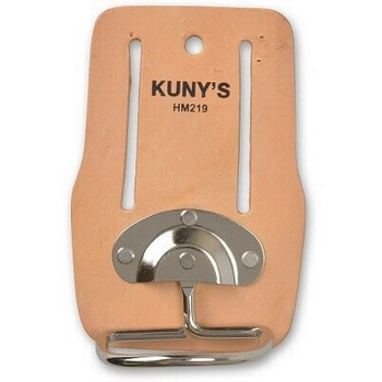 KUNY'S HM220 LEATHER SNAP IN HAMMER HOLDER