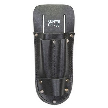 KUNY'S PH38 FULL GRAIN LEATHER TOOL POUCH