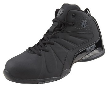 LEE COOPER HTBT002 HIGHTOP SAFETY BOOTS BLACK