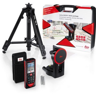 LEICA DISTO D510 OUTDOOR LASER MEASURE KIT