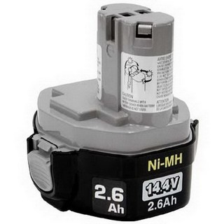 MAKITA 193101-2 14.4V 2.6AH NI-MH BATTERY