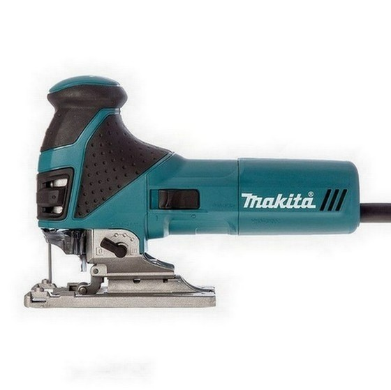 MAKITA 4351FCT BODY GRIP ORBITAL JIGSAW WITH JOB LIGHT 110V