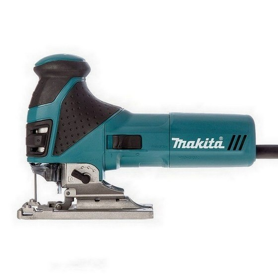 MAKITA 4351FCT BODY GRIP ORBITAL JIGSAW WITH JOB LIGHT 240V