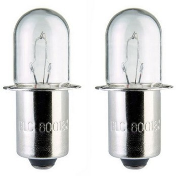 MAKITA A-30542 BULB SET FOR 18V TORCHES - SUITABLE FOR ML180 & BML185