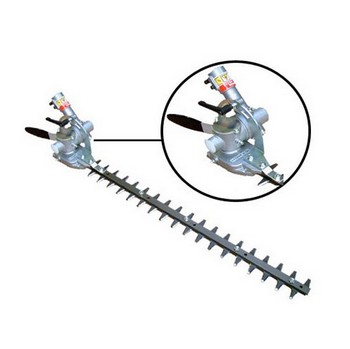 Makita A-89523 Adjustable Hedge Trimmer Attachment for RBC2110/ RBC2510 Linetrimmers