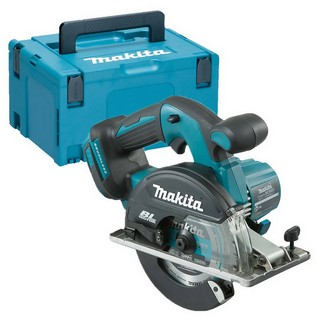 MAKITA DCS551ZJ 18V BRUSHLESS METAL SAW (BODY ONLY) SUPPLIED IN MAKPAC CASE