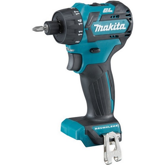 MAKITA DF032DZ 10.8V CXT BRUSHLESS DRILL DRIVER (BODY ONLY)