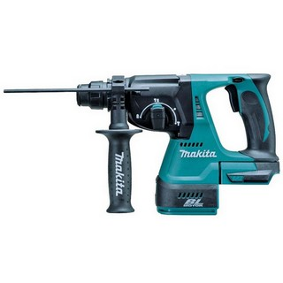 MAKITA DHR242Z 18V BRUSHLESS 3 MODE SDS+ HAMMER DRILL (BODY ONLY)