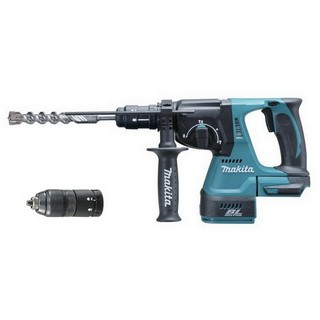 MAKITA DHR243Z 18V BRUSHLESS 3 MODE SDS+ HAMMER DRILL WITH QUICK CHANGE CHUCK (BODY ONLY)