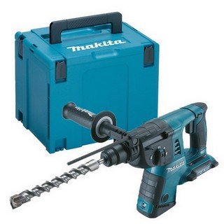 MAKITA DHR263ZJ 36V (TWIN 18V) SDS HAMMER DRILL (BODY ONLY)