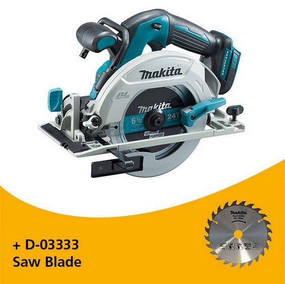 MAKITA DHS680Z 18V BRUSHLESS CIRCULAR SAW (BODY ONLY)