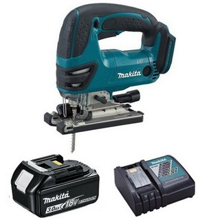 MAKITA DJV180R1 18V JIGSAW WITH 1X 3.0AH LI-ION BATTERY & CHARGER (SUPPLIED IN CARTON)