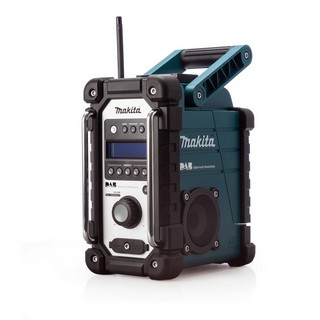 MAKITA DMR104 D.A.B JOB SITE RADIO 240V