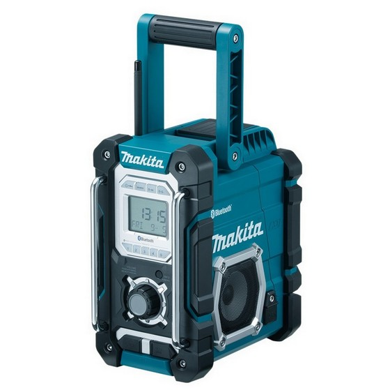 MAKITA DMR106 BLUETOOTH JOB SITE RADIO 240V