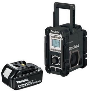 MAKITA DMR106BR1 BLUETOOTH RADIO WITH 1X 3.0AH LI-ION BATTERY