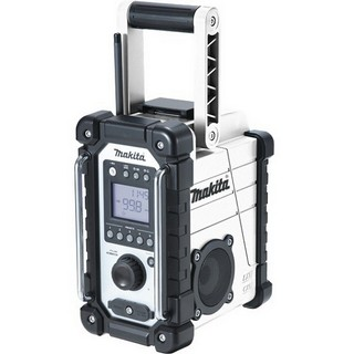 MAKITA DMR107W JOB SITE RADIO 240V (WHITE)