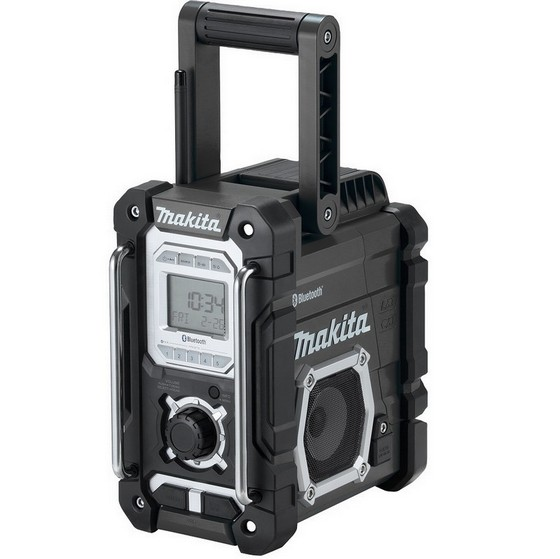 MAKITA DMR108B BLUETOOTH JOB SITE RADIO BLACK 240V