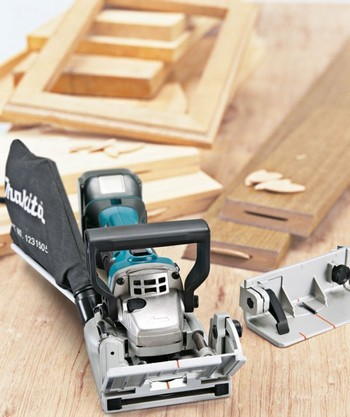 MAKITA DPJ180Z 18V BISCUIT JOINTER (BODY ONLY)