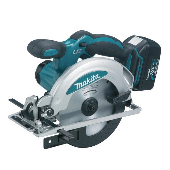 MAKITA DSS610RFE 18V CIRC SAW 2X3.0ah Li-ion BATTERIES