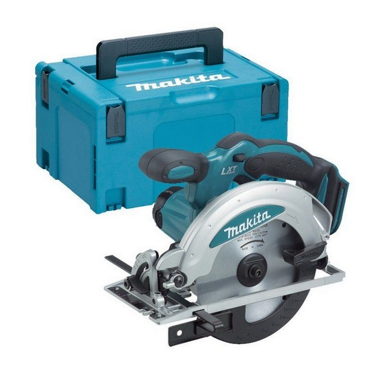 MAKITA DSS610ZJ 18V CIRCULAR SAW (BODY ONLY) SUPPLIED IN A MAKPAC CASE