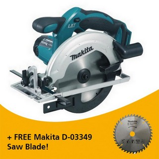 MAKITA DSS611Z 165MM 18V CIRCULAR SAW (BODY ONLY)
